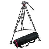 Manfrotto 546BK with MVH502A videohead Kit
